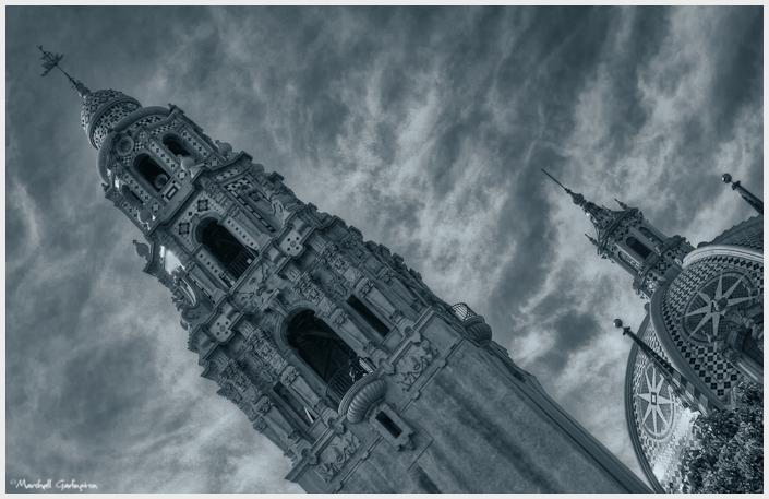Balboa steeple