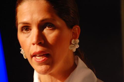 Stella León de Fernandez. CND