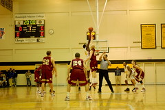 Randolph Macon 2010 (Jordan Jez Photography.) Tags: clock college sports basketball yellow bench three team athletics shoes basket shot pointer x nike stats jersey shooting passing players ncaa ashland defense jackets scoreboard d3 macon dunks rmc dunk randolph offense individuals virgnia refs 1162010