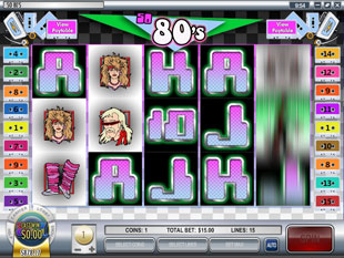 So 80's slot game online review