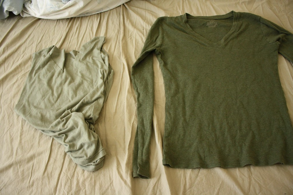 pre-sweater