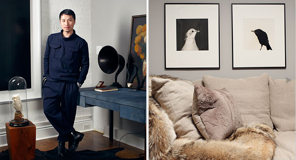 Phillip Lim's Apartment - New York Times