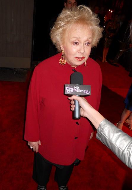 Doris Roberts ,Believe in Dreams Foundation