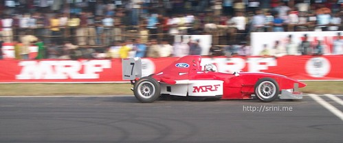 mrf race 334