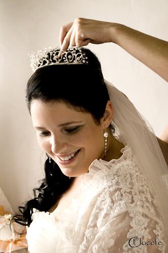 Momentos de una boda: coronación