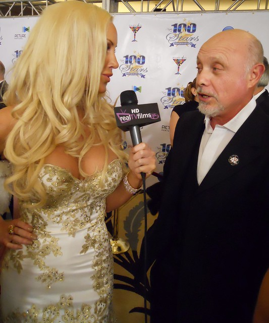 Kaki West, Hector Elizondo, Night of 100 Stars 2010