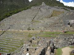Grupo del Cóndor, Machu Picchu, Peru.