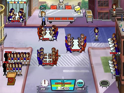 Play Diner Dash 5: BOOM Game