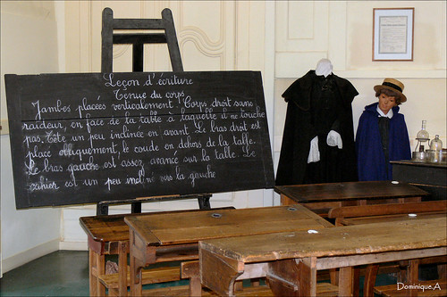 Musée de l'école à Bourges par Dogeed