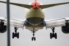 G-YMMC - 30304 - British Airways - Boeing 777-236ER - Heathrow - 080318 - Steven Gray - IMG_0839