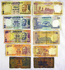 Indian Rupee Bills by cooperis