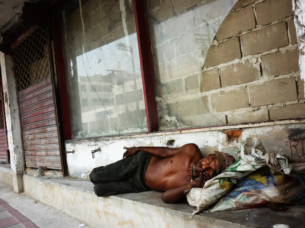 indigentes barranquilla colombia