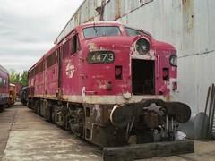 4473 LVR Cowra (Sten Parker) Tags: australia trains nsw alco 44class