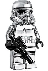 LEGO Star Wars Silver Storm Trooper