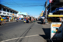 The streets of Pili on a weekday morning (Angkulet) Tags: travel hometown philippines pili bicol camarinessur pilicamarinessur