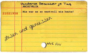 Archivalia_card