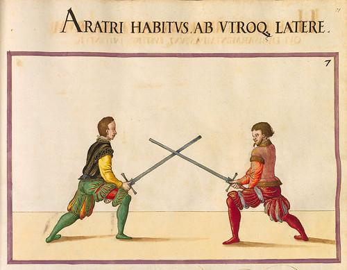 002-De arte athletica I- BSB-© Bayerische Staatsbibliothek