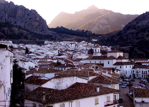 Pueblo Blanco de Andalucía