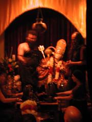 MahaShivaRatri Prasad-2010 by Richard Lazzara-  DSCN1093