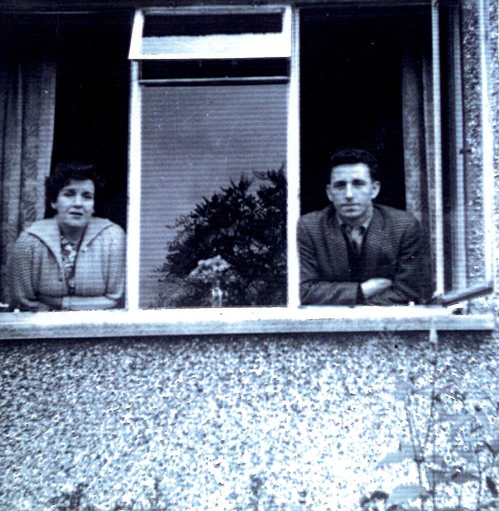 New Flats, Cranhill, 1952.