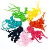 jelly wheel (callie callie jump jump) Tags: new england color art wheel burlington coast rainbow vermont jellyfish crochet east yarn crafty amigurumi northeast vt