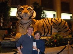 Venetian and Pallazzo - Las Vegas (Roger Allan Delott) Tags: tina roger delott