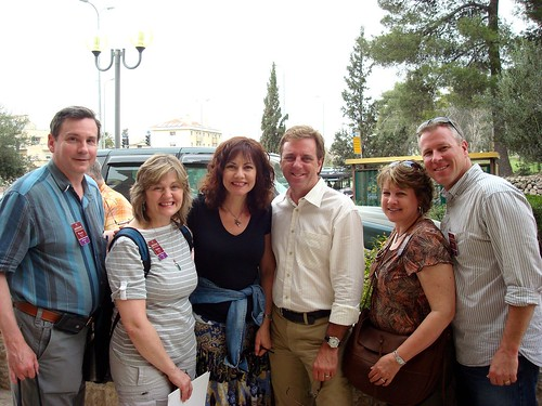 Wayne & Debbie Moore, Amy & James Paarlberg