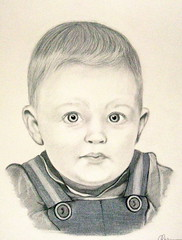 Charcoal pencil portrait of a baby boy (Portrait from a photo) Tags: boy portrait blackandwhite baby art pencils portraits artwork pretty artist child drawing drawings gift charcoal pastels present commission graphite babyboy birthdaypresent christmaspresent realistic weddingpresent commissioned portraitartist anniversarypresent portraitfromaphoto christeningpresent