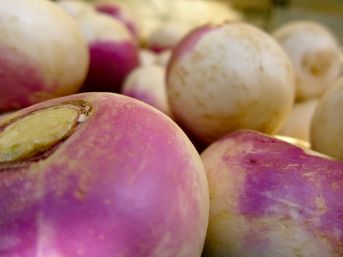 Turnip at Santa Monica Farmers Market