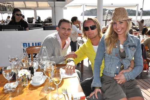 Blue Marlin, Ibiza beach club - opening weekend celebrations