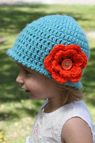 Lindamade New Pattern Quick And Simple Crochet Hat