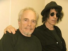 Peter Wolf and Merle Haggard