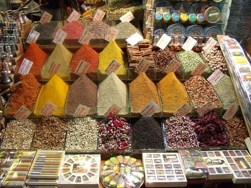 Bazar de las Especias