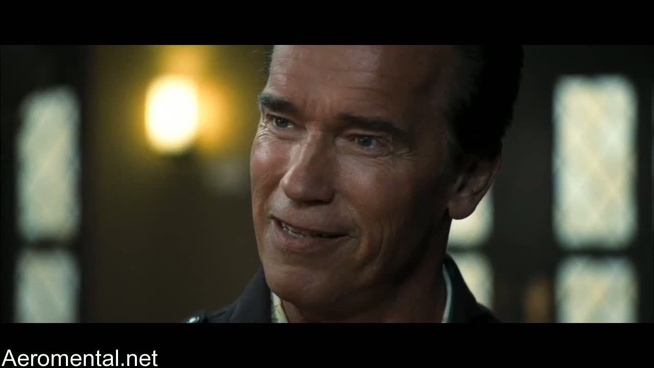 The Expendables Arnold Schwarzenegger