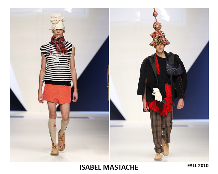 ISABEL MASTACHE FALL 2010 1