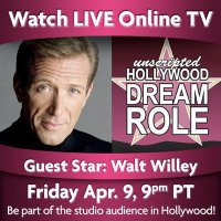 "Hollywood Dream Role with ""All My Children"" 's Walt Willey"