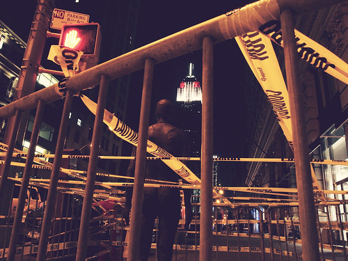 Caution Monument