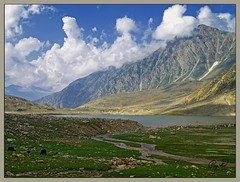 Point of Views (IshtiaQ Ahmed revival to Photography) Tags: pakistan lake mountains water clouds pointofview valley kaghan naran saifulmaluk jeeptrek ishtiaqahmed kachgali