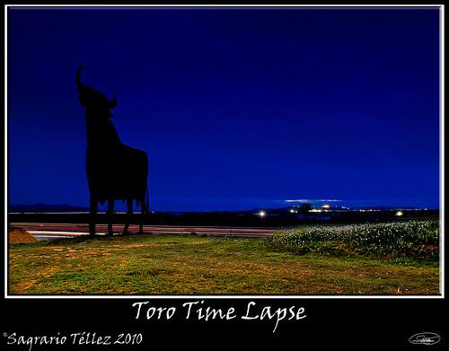 Toro Time Lapse