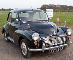 Morris 1000 Minor (PaulHP) Tags: old car bedfordshire maggie motor morris warden minor shuttleworth 1000