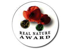 Award Code Real Nature