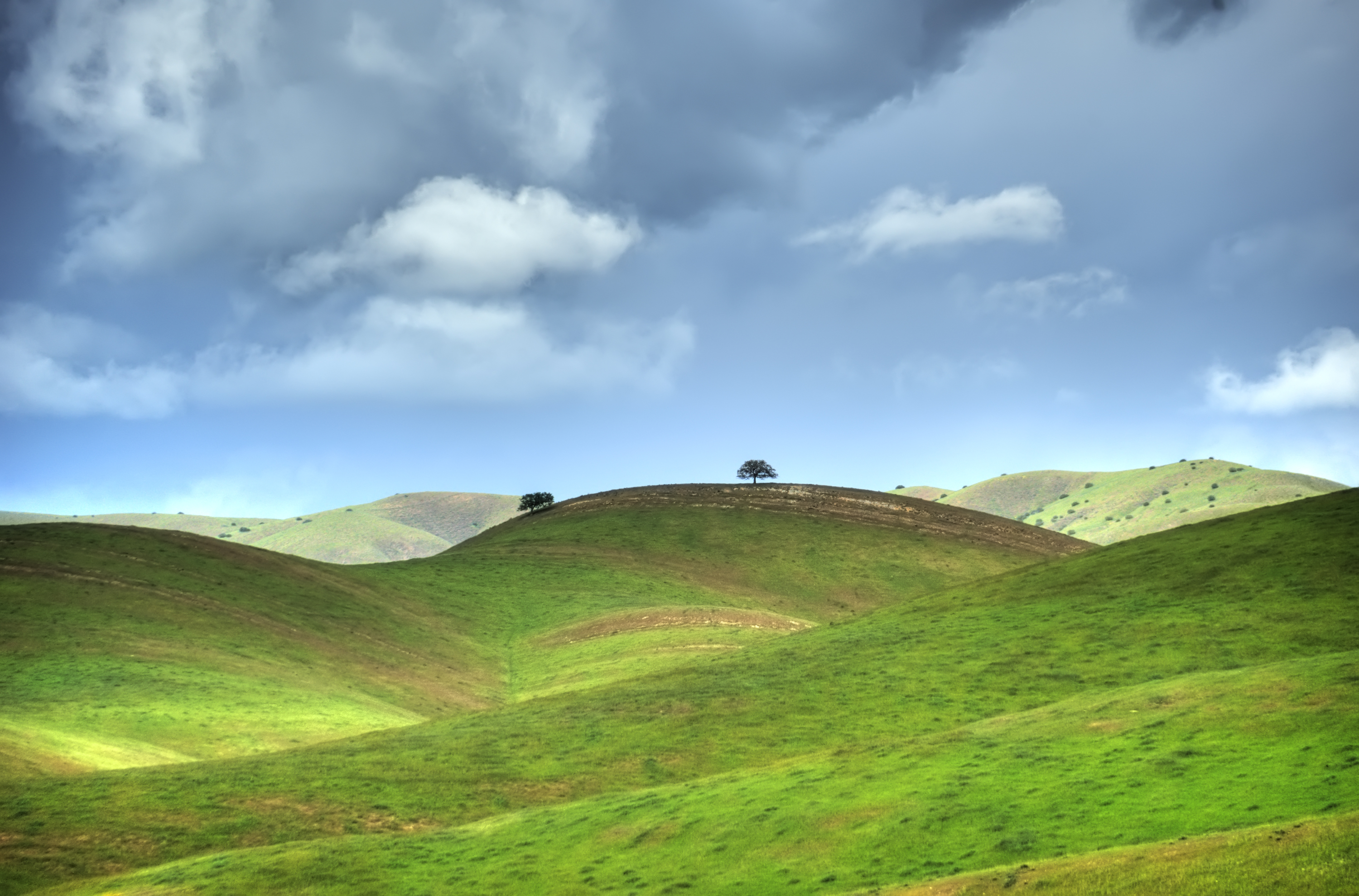 Free Photo] Nature/Landscape, Hill, United States of America, HDR