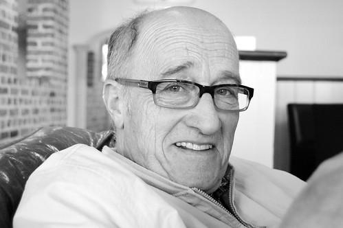 Dad on his 67th birthday