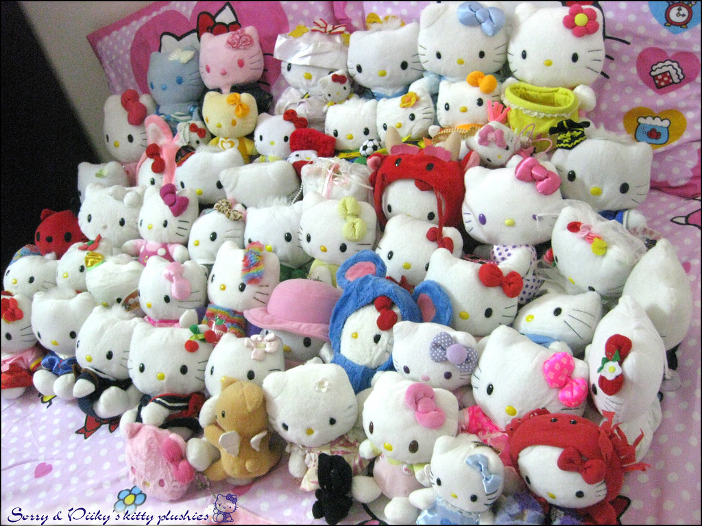 Popular Hello Kitty Toys : The world s best photos of kawaiitoy flickr hive mind