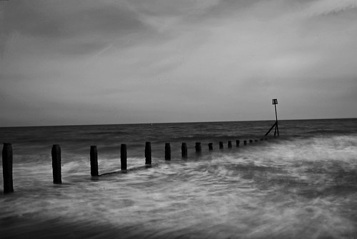 The Sea at Teignmouth