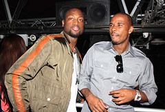 Quentin Richardson Birthday Party pictures