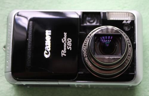 Canon PowerShots80
