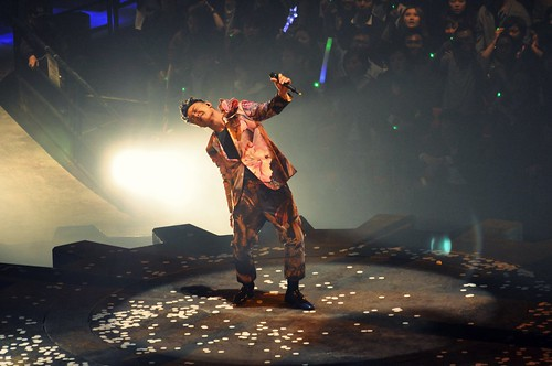 Eason DUO 2010 紅磡演唱會
