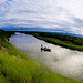 Teton River in Teton Vally Idaho by WorldCast Anglers