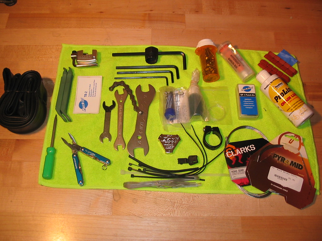 Touring Tools & Spares